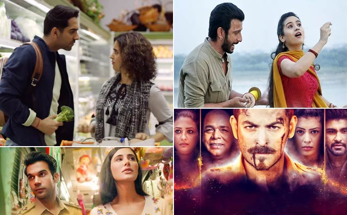 Box Office - Badhaai Ho does very well in the second weekend, curtains for Kaashi, 5 Weddings and Dusshehra
