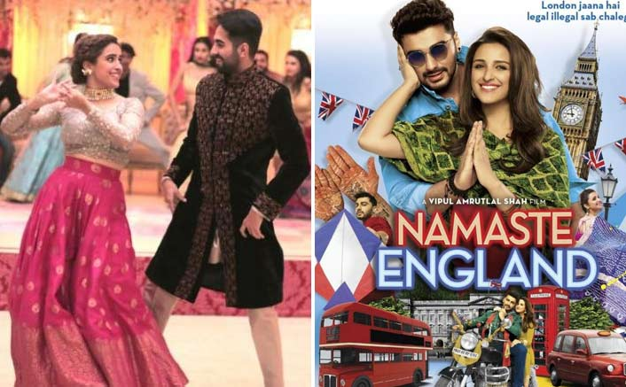 Box Office - Badhaai Ho is superb, Ayushmann Khurranna to challenge Salman Khan; Namaste England to wrap up under 10 crore