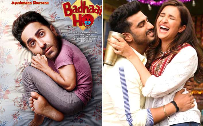 Box Office - Badhaai Ho is unstoppable, Namaste England stays very low