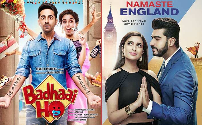 Box Office Collections: Badhaai Ho Vs Namaste England, Breakdown Of First Week