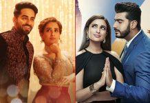 Box Office Predictions - Badhaai Ho and Namaste England
