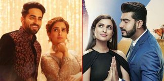 Box Office Predictions - Badhaai Ho and Namaste England
