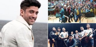 Farhan Akhtar shares sneak peek into his jamming sessions ahead of UK tour