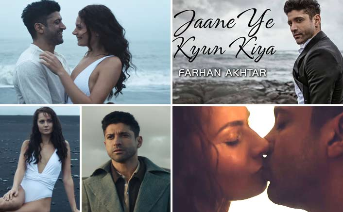 Farhan Akhtar's first Hindi single 'Jaane Ye Kyun Kiya' out now!
