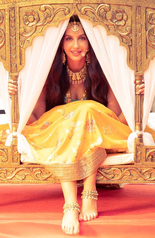 First Look from Nora Fatehi's upcoming song as a pop star and producer!!