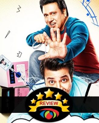 FryDay Movie Review: Govinda - Aa Gaya Hero, Chaa Gaya Hero!