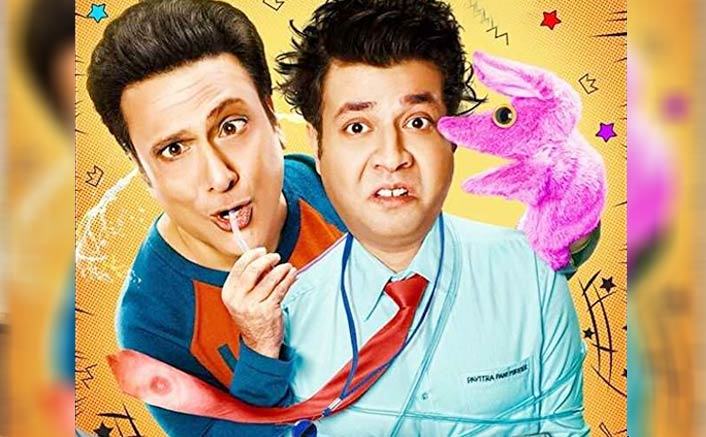 Fryday Movie Review Quicker: Govinda Is Totally In His Elements; Dominates The First Half!