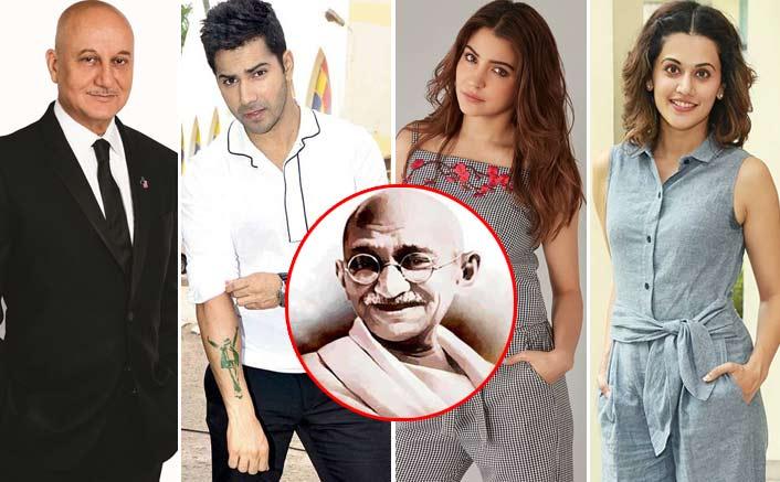 Bollywood celebs remember 'Bapu' on Gandhi Jayanti