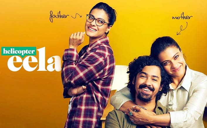 Helicopter Eela Movie Review Quicker: Kajol Remains The Best Thing Of The First Half!