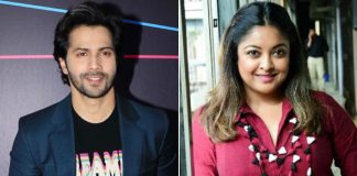 I applaud Tanushree Dutta's courage, says Varun Dhawan