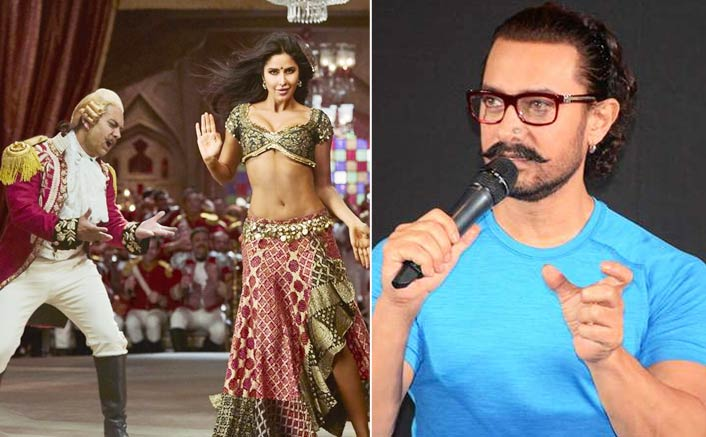 I love 'Suraiyya' song: Aamir Khan