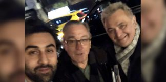 I've been a brat: Rishi Kapoor says after meeting De Niro