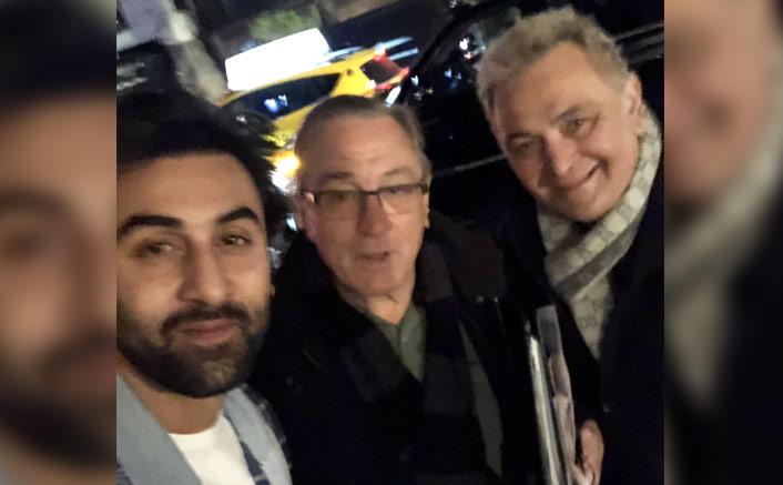 I've been a brat: Rishi Kapoor says after meeting De Niro
