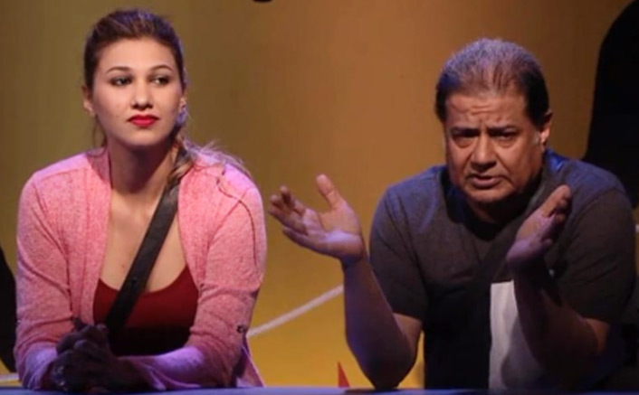 Jalota out of 'Bigg Boss', says there's no 'love story' with Jasleen