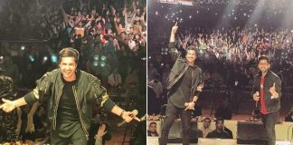 Jassie Gill enthralls his fans at the International Kullu Dussehra Festival!