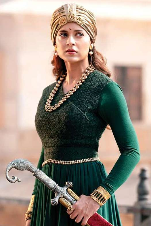 Kangana Ranaut's Manikarnika:The Queen of Jhasi geared up to launch Grand Teaser Tomorrow 2nd Oct