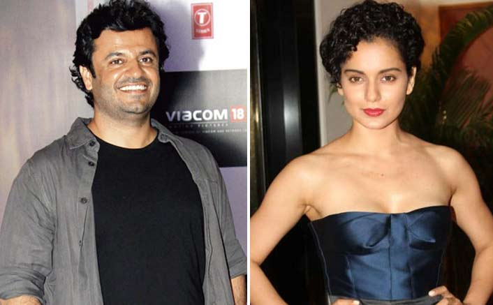 Kangana speaks up on the Vikas Bahl controversy