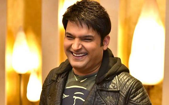 Most Discussed TV Celebrity: Kapil Sharma