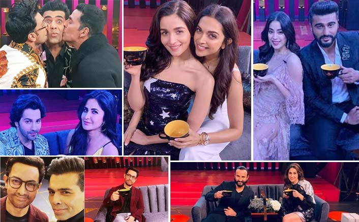 Koffee With Karan Season 6 Here's All You Need To Know About The Much Hyped List Of Celebs