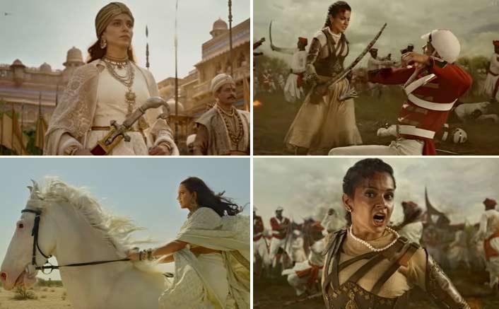 Manikarnika - The Queen Of Jhansi Teaser: Fierce & Powerful Kangana Ranaut + Grand Visuals = GOOSEBUMPS!
