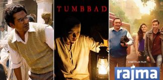'Manto', 'Rajma Chawal', 'Tumbbad' among Indian films at London festival