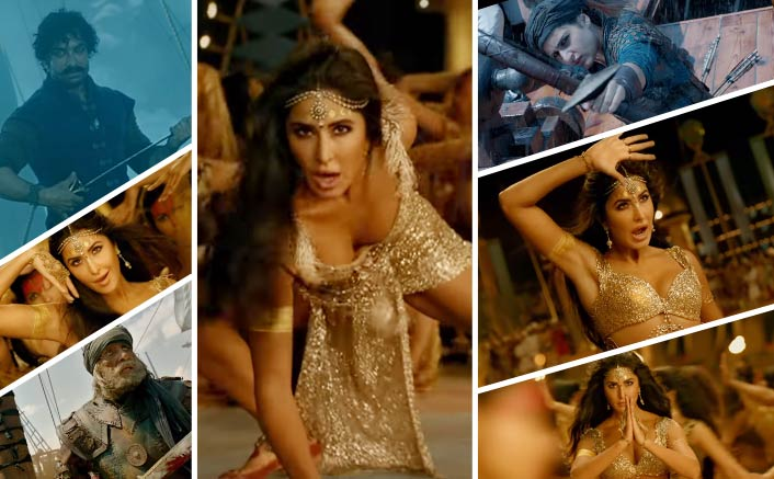 Manzoor-E-Khuda VIDEO From Thugs Of Hindostan: Amidst All The Destruction, Katrina Kaif's Beauty Shines Bright!