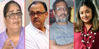 #MeToo: Vinta Nanda - Alok Nath, Tanushree Dutta - Nana Patekar & More Accusations, Denials, Legal Actions In Showbiz