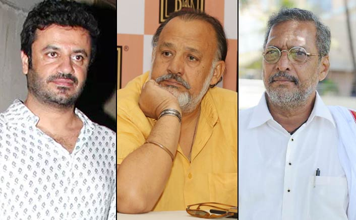 #MeToo: Top Bollywood body sends notices to Patekar, Bahl, Alok Nath