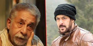 "Naseeruddin Shah: ""Audience Shouldn't End Up Seeing Only Salman Khan films 200 years later"""