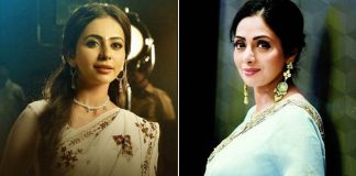 NTR Biopic: Here's All About Rakul Preet's Prep To Play Legend Sridevi!