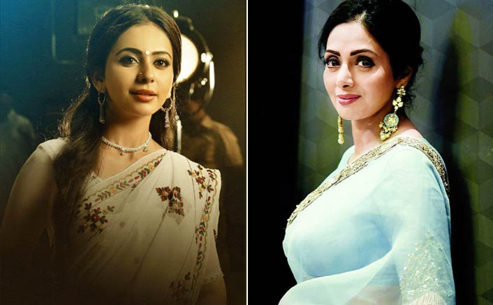 Rakul Preet all set to play Sridevi's character in NTR biopic!