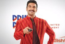 Ranveer Singh appointed Dish TV ambassador