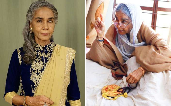 Retirement an old-fashioned English concept: Actress Surekha Sikri