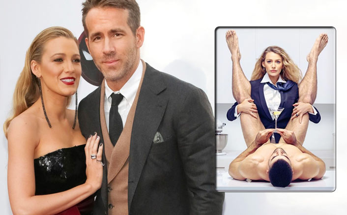 Ryan Reynolds trolls Blake Lively over risque image