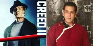 Salman to Stallone: Hope 'Creed II' becomes as big as 'Rocky'