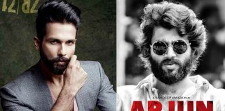 Shahid kapoor's Hindi Remake Of Arjun Reddy Title Revealed!