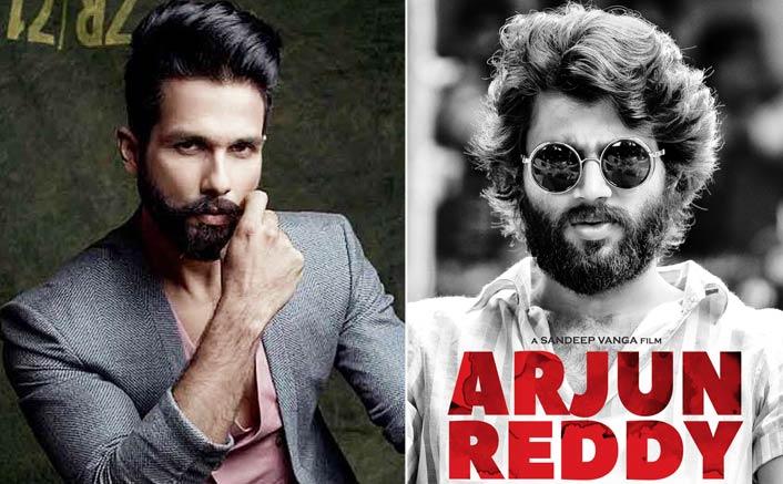 Shahid kapoor's Hindi Remake Of Arjun Reddy Title Revealed!