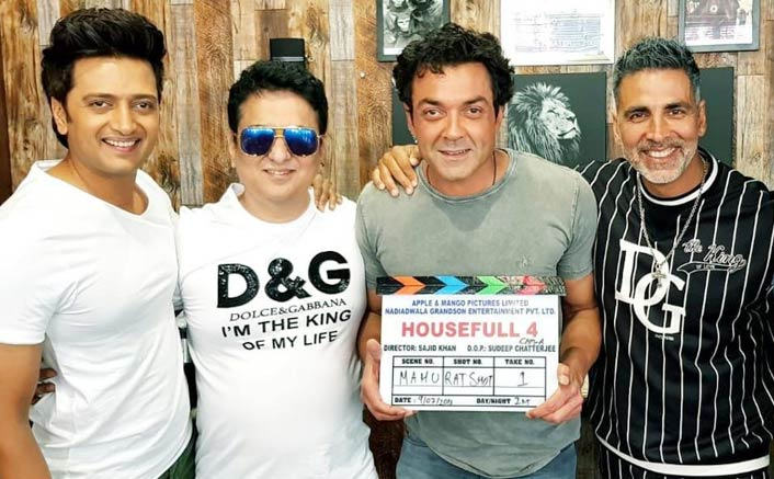 'Housefull 4' team denies molestation incident on set