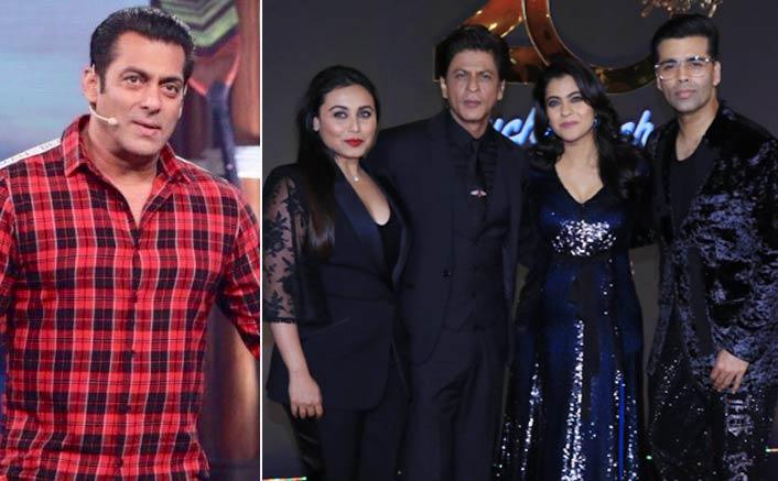 Someday, work with me again: Salman tells Karan Johar