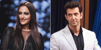 Sonakshi thanks Hrithik for motivating her