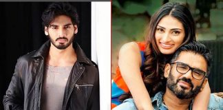 Suniel Shetty & Athiya Shetty's Wishes Before Ahan Shetty's Debut Film Shoot Will Melt Your Heart!