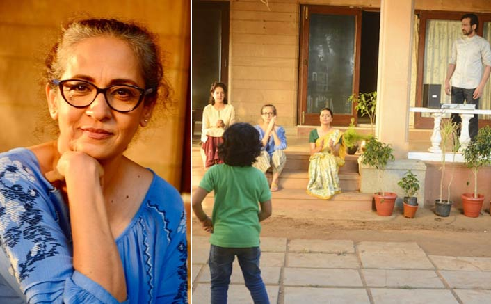 Swaroop Sampat got an Emotional Farewell on the sets of ALTBalaji's The Great Indian Dysfunctional Family