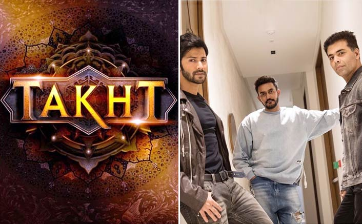 Exclusive: Ranveer Singh's Takht To Release On Diwali 2020 – Varun Dhawan's Rannbhoomi Postponed!