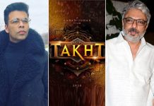 Takht: Here's What Karan Johar Has To Say About Being Compared With Sanjay Leela Bhansali!