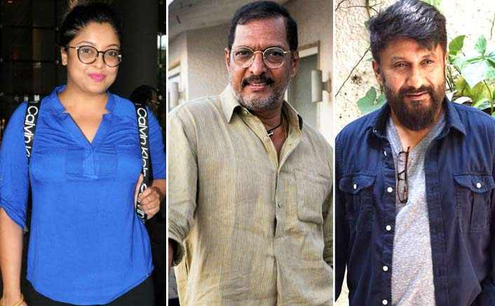 Tanushree Dutta Served With Legal Notices By Nana Patekar And Vivek Agnihotri