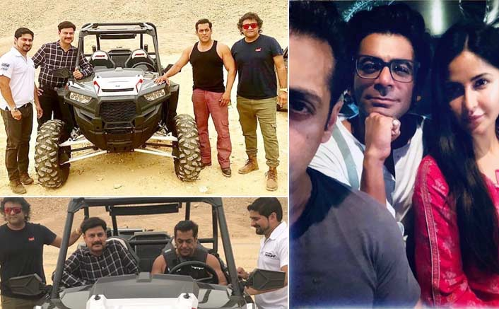 Team Bharat wraps the Abu Dhabi schedule of the film