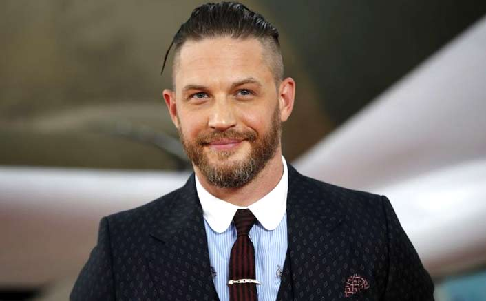 Tom Hardy admits he was a 'bog-standard alcoholic'