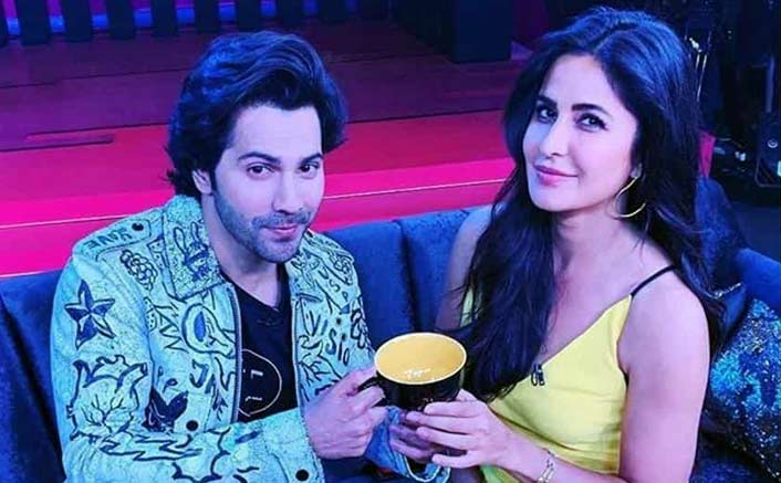 Varun, Katrina to appear together in 'Koffee with Karan'