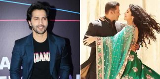 Varun to shoot special scene for Bharat