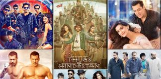Will Thugs Of Hindostan Topple This Top Five, To Become Highest Opener Of Bollywood?